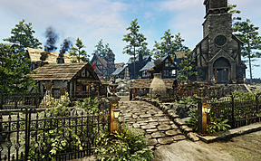 New World Everything You Need to Know About Territories & Settlements in New World
