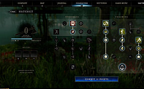 New World New World Beginners guide to  Weapons Skill Trees