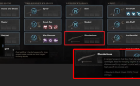 New World New Weapons Coming To New World?